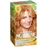 Garnier Nutrisse Haircolor - 83 Cream Soda (Medium Golden Blonde) 1 Each (Pack of 3)