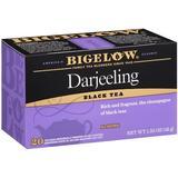 Bigelow Darjeeling Blend Tea, 20-Count Boxes (Pack of 6) by Bigelow Tea