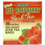 Bigelow Red Raspberry Iced Tea, 8 Count Boxes (Pack of 3) by Bigelow Tea