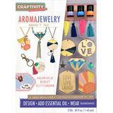 CRAFTIVITY AromaJewelry - Woodn't You - Essential Oil Jewelry Making Kit