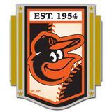 """WinCraft Baltimore Orioles Banner Pin"""