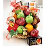 Health Nut Basket Birtthday Gifts - Same Day Birthday Flowers Delivery - Online Birthday Gifts - Birthday Present Ideas - Happy Birthday Flowers - Birthday Party Ideas