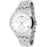 Tissot Watches Men's Prc200 Watch (Silver)