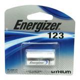 Energizer 04109 - EL123APBP 3 Volt Lithium e2 Photo / Camera Battery (EL123APBP)