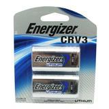 Energizer 04288 - ELCRV3BP2 3 Volt Lithium e2 Photo / Camera Battery (2 pack) (ELCRV3BP2)