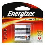 Energizer 08272 - 123 3 Volt Lithium Photo / Camera Battery (2 pack) (EL123APB2)