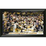 Highland Mint Pittsburgh Penguins 2017 Stanley Cup Champions Signature Rink