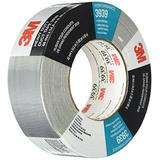 3M Duct Tape 3939 Silver, 48 mm by 54.8 m [PRICE is per ROLL]