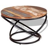 """vidaXL Coffee Table Solid Reclaimed Wood 23.6""""x23.6""""x15.7"""""""