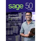 Sage Software Sage 50 Premium Accounting 2018 U.S. 5-User (5-Users)