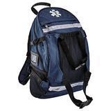 Ergodyne - 13487 Arsenal 5243 Medic First Responder Trauma Backpack Jump Bag, Blue