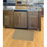 Garland Rug Town Square Area Rug, 24-Inch by 40-Inch, Tan