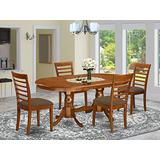5 Pc Dining room set-Dining Table plus 4 Chairs for Dining room