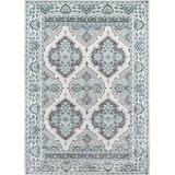 """Momeni Rugs Brooklyn Heights Collection Area Rug, 7'10"""" x 9'10"""", Ivory"""