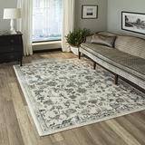 """Momeni Rugs Brooklyn Heights Collection Area Rug, 2'3"""" x 7'6"""" Runner, Ivory"""