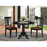3 Pc Kitchen nook Dining set-Dining Table and 2 Dining Chairs