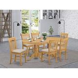7 Pc Dinette set - Kitchen dinette Table and 6 dinette Chairs