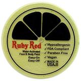 Ruby Red Paint, Inc. 75M905 Face Paint, 75ml