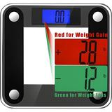 Ozeri Precision II (440 lbs Capacity), with Weight Change Detection Technology & StepOn Activation Digital Bathroom Scale