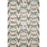 "Loloi Rugs, Tatum Collection - Blue / Turquoise Area Rug, 2'6"" x 7'6"""