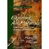 Exploring Art Materials with MaryJo McGraw