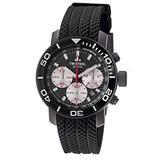 TW Steel TW-704 - Men's Watch, caucciu, Black Color
