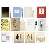 High End Designer Fragrance Sampler for Women - Lot x 12 Perfume Sample Vials
