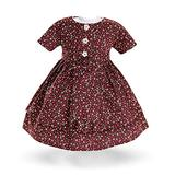"""Vintage Style Doll Dress ~ Fits 18"""" American Girl Dolls"""