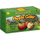Bigelow Apple Cider Herbal Tea, 20-Count Boxes (Pack of 6) by Bigelow Tea