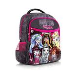 Heys Mattel Tween Monster High Kids Exclusive Multicolored Eye Catching Perfect Companion Rucksack Full Size Backpack 17 inch