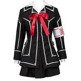 Ya-cos Vampire Knight Yuki Cosplay Costume Night Class/Day Class Uniform