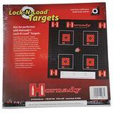 Hornady 9963B Lock-N-Load Hornady Target (100 Pack)