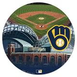 WinCraft MLB Milwaukee Brewers Puzzle in Box (500 Piece)