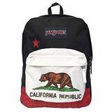 Classic Jansport Superbreak Backpack (Nw California Republic (T50109P))