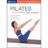 Pilates Intermediate Mat Workout DVD