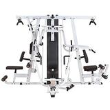 Body-Solid Triple-Stack Multi-Station Gym (EXM4000S)