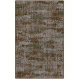 Brumlow Mills Rustic Abstract Bohemian Contemporary Colorful Print Pattern Area Rug for Living Room Decor, Dining, Kitchen Rugs, Bedroom or Entryway Rug, 5' x 8', Brown