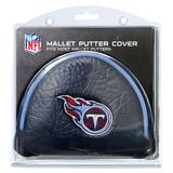 Team Golf NFL Tennessee Titans Golf Club Mallet Putter Headcover, Fits Most Mallet Putters, Scotty Cameron, Daddy Long Legs, Taylormade, Odyssey, Titleist, Ping, Callaway