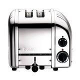 Dualit NewGen Toaster in Gray, Size 9.0 H x 8.0 W x 10.0 D in | Wayfair 20293