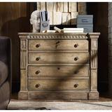 Hooker Furniture Sorella 2-Drawer Lateral Filing Cabinet Wood in Brown, Size 31.0 H x 38.25 W x 22.5 D in | Wayfair 5107-10466