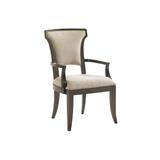 Lexington Tower Place Upholstered Dining Chair Upholstered/Fabric in Brown, Size 38.5 H x 23.5 W x 25.0 D in | Wayfair 01-0706-883-01