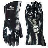 Wells Lamont Work Gloves, Neoprene Coated, One Size, Black (192)