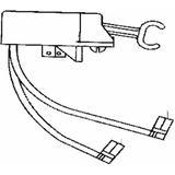 PENTAIR WATER KH82 3SEHL/S1057 Pump Switch