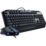 Cooler Master Devastator 3 RGB Gaming Keyboard & Mouse Combo SGB-3000-KKMF1-US