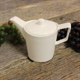 BergHOFF International Eclipse Milk Jug 12 oz. Pitcher Porcelain China/Ceramic in White, Size 3.54 H x 3.93 W in | Wayfair 3700025