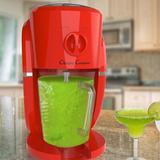 Classic Cuisine Frozen Drink Maker in Red, Size 12.0 H x 7.0 W x 85.0 D in | Wayfair M030211