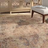 Ophelia & Co. Russel Oriental Beige Area Rug Polyester in White, Size 96.0 H x 60.0 W x 0.25 D in   Wayfair B752B3F2B4AE4A739799F0EE0DBE08EB
