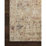Ophelia & Co. Russel Oriental Beige Area Rug Polyester in White, Size 18.0 H x 18.0 W x 0.25 D in   Wayfair 4B0E172D2CDB4E4E932B28381FCA566E