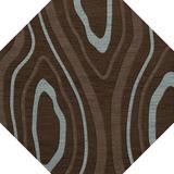 Corrigan Studio® Sarahi Tufted Wool Cork Area Rug Wool in Brown, Size 72.0 H x 72.0 W x 0.47 D in | Wayfair CSTD7071 45192649