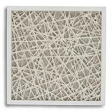 Zentique Abstract Paper Wall Decor in Brown, Size 23.6 H x 23.6 W x 1.75 D in   Wayfair ZEN22165B